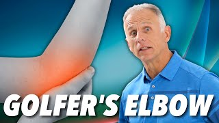 Download Effective Self-Treatment for Golfer's Elbow (Inner Elbow Pain) Video