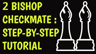 Download Checkmate with 2 Bishops & King: Chess Endgame Strategy to Win Fast: Easy Tricks, Moves & Ideas Video
