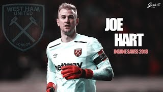 Download Joe Hart ► INSANE SAVES 2018 - West Ham United - HD Video