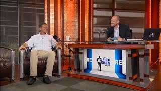 Download Michigan Football Head Coach Jim Harbaugh Joins The RE Show in Studio - 7/15/16 Video