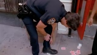 Download Officer Finds Card in Shoe: Street Magic | David Blaine Video