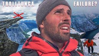 Download TROLLTUNGA Hike in Norway   Norway Travel Guide (Ep 2) Video