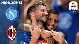 Download Napoli 3-2 Milan | L'incredibile rimontadel Napoli! | Serie A Video
