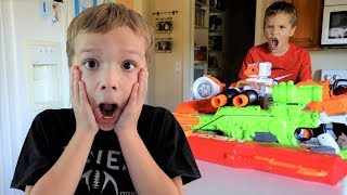Download Nerf War: Home Alone Video