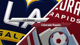 Download Highlights: LA Galaxy vs. Colorado Rapids | September 2, 2017 Video