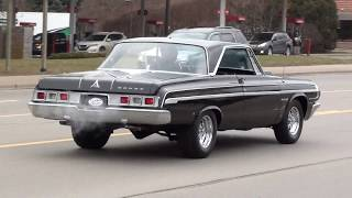 Download 1964 Dodge Polara 500 $34,900.00 Video