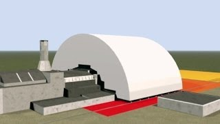 Download Chernobyl's 'New Safe Confinement' Video