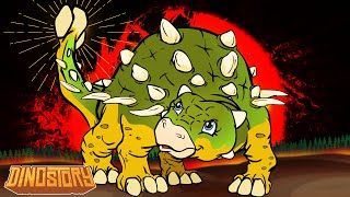 Download Ankylosaurus - Dinosaur Songs from Dinostory by Howdytoons S1E4 Video
