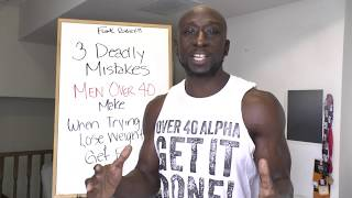 Download 3 Deadly Mistakes Men Over 40 Make When Trying To Get Fit Video