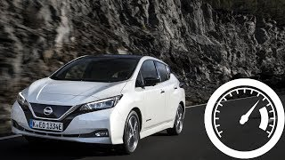Download Nissan Leaf (2018) acceleration: 0-60 mph, 0-100 km/h, max speed :: [1001cars] Video