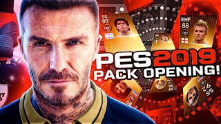 Download PES 19 PACK OPENING! Video