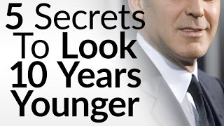 Download 5 Secrets To Look 10 Years Younger | Anti-Aging Tips | Slow Down Aging Process Video