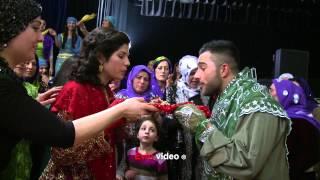 Download Ibrahim & Adar Kurdischer Polterabend Henna -17.01.2014 - Part (2) Evin video Music: Koma Huner Video