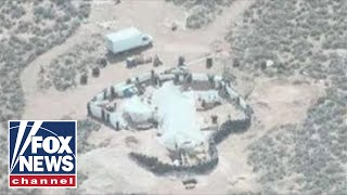 Download Authorities raid New Mexico compound, rescue 11 children Video