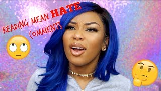 Download READING MY MEAN HATE COMMENTS/POST Video