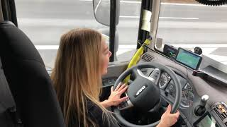 Download Jazda ciężarówką. DAF CF. Karolina GUGA trucks. Truck Driver Video