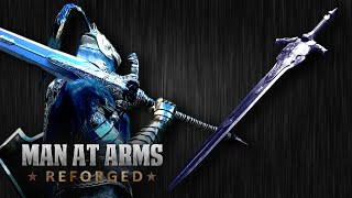 Download Dark Souls III Great Sword of Artorias - MAN AT ARMS: REFORGED Video