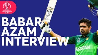 Download Babar Azam Interview With Zainab Abbas On The 2019 CWC!   ICC Cricket World Cup 2019 Video