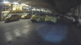 Download RECENTLY ABANDONED Car Factory (Brand New Cars) Video