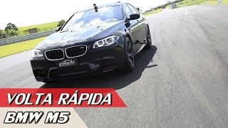 Download BMW M5 - VOLTA RÁPIDA COM RUBENS BARRICHELLO #63 | ACELERADOS Video