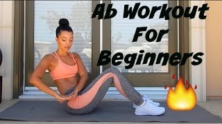 Download Ab Workout For Beginners Video