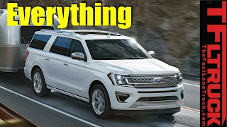 Download 2018 Ford Expedition: More Power, Efficiency, Towing, and Bigger Interior Video