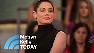 Download Rose McGowan On Harvey Weinstein Arrest: 'I Didn't Believe This Day Would Come' | Megyn Kelly TODAY Video