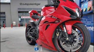 Download GSXR 1000 vs Yamaha R1M vs Kawasaki ZX10RR vs BMW S1000RR - Throwback 3 Video