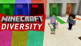 Download aMAZING MAP! - Minecraft Diversity w/ Stacy Ep1 Video