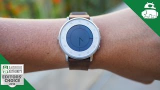 Download Pebble Time Round Review! Video