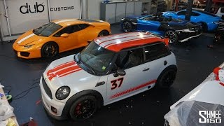Download MINI JCW GP2 Joins the Team! Video