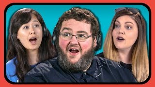 Download YOUTUBERS REACT TO TOP 10 MOST VIEWED YOUTUBE VIDEOS OF ALL TIME (Non Music Videos) Video