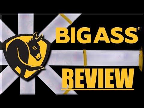 Big Ass Fan Review & Machine Shop Installation