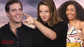 Download Mission Impossible: Fallout | Henry Cavill Is Too Smart | Cast Interviews 2018 Video