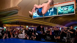 Download UFC Fight Night 80: Sage Northcutt Open Workout Video