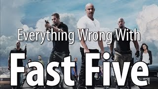 Download Everything Wrong With Fast Five In 18 Minutes Or Less Video