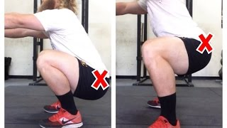 Download How low should you Squat? - Depth Rant Video