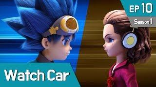 Download Power Battle Watch Car S1 EP10 Invincible Shield, Million 02 (English Ver) Video