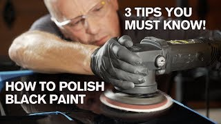 Download 3 TIPS FOR POLISHING BLACK SWIRLED PAINT YOU MUST KNOW! Video
