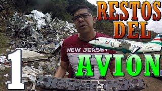 Download Visita a los restos del avión de LaMia (SUBTITULADO) - Primera parte. (#33) Video