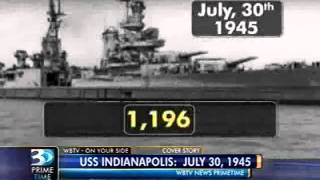 Download USS Indianapolis: 65 Years Later Video