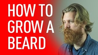Download How To Grow A Beard | Eric Bandholz Video