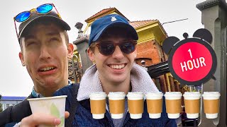 Download Drinking 7 Cups of Coffee in 1 hour. (Seriously don't try this) Video