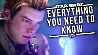 Download Star Wars Jedi: Fallen Order - Everything You Need To Know Video