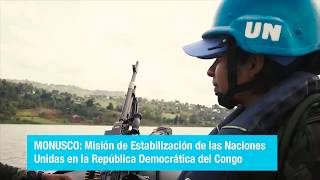 Download Servicio y sacrificio: los cascos azules de Uruguay en la República Democrática del Congo Video