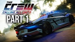 Download The Crew Calling All Units Gameplay Walkthrough Part 1 - GT- R POLICE CAR (INTRO) Video