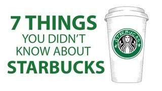 Download 7 Things You Didn't Know About Starbucks | Mashable Video