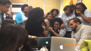 Download High School Student Learns She's Accepted to Princeton Video