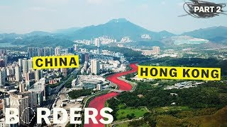 Download China is erasing its border with Hong Kong Video