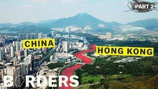 Download China is erasing its border with Hong Kong Video
